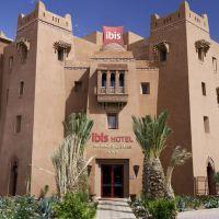 cazare la Ibis Ouarzazate