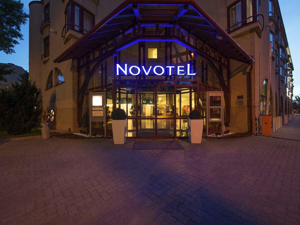 cazare la Novotel