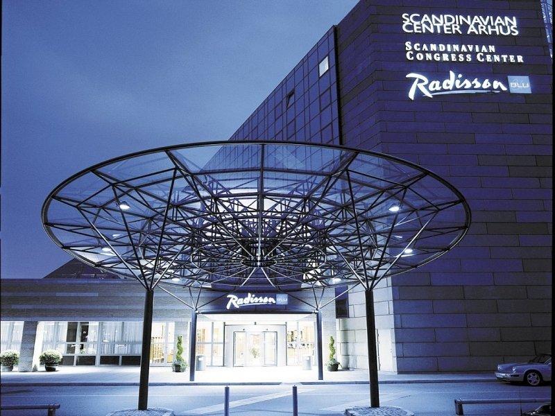 cazare la Radisson Blu Scandinavia Hotel Aarhus