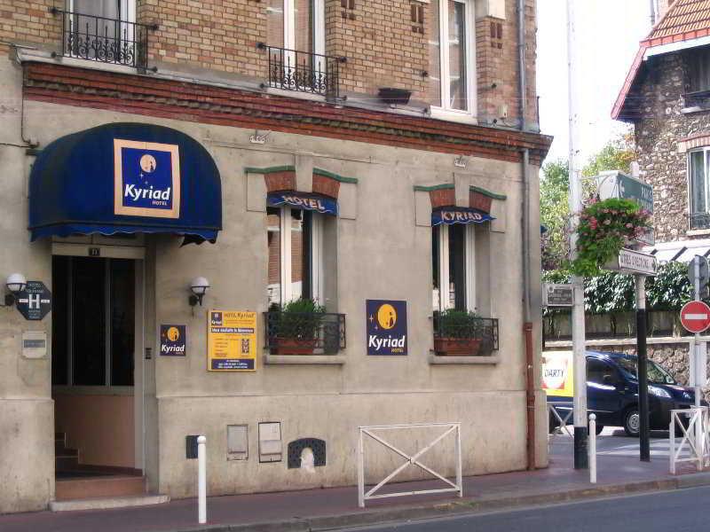 cazare la Arc Paris Porte D'orleans