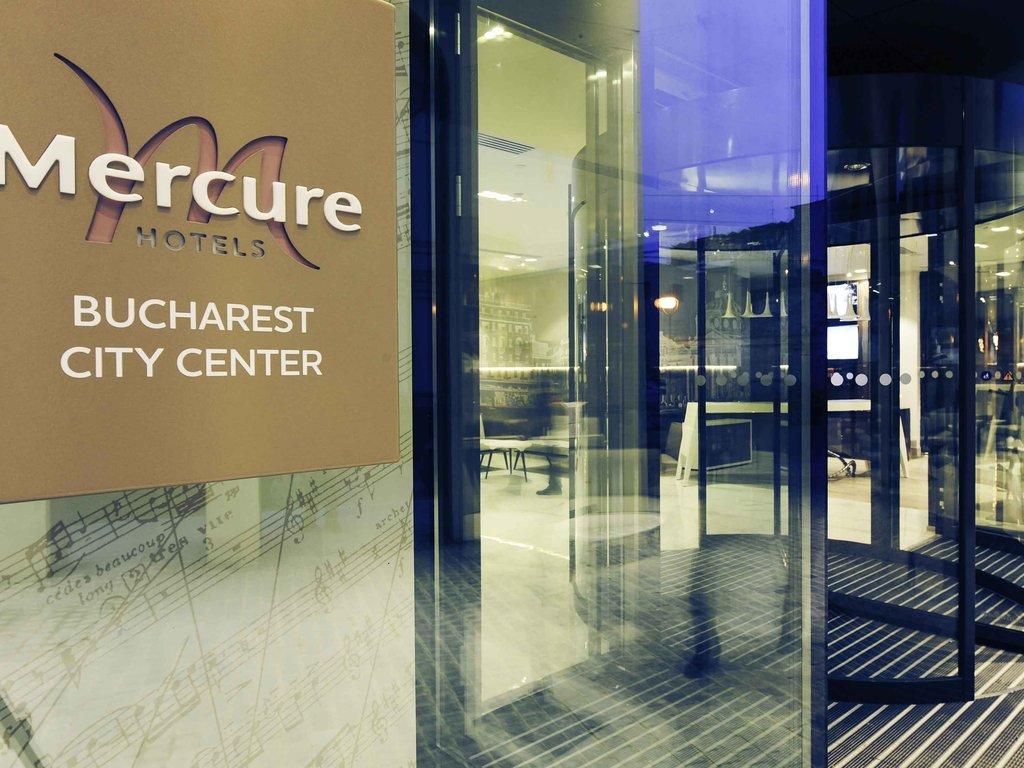 cazare la Mercure City Centre