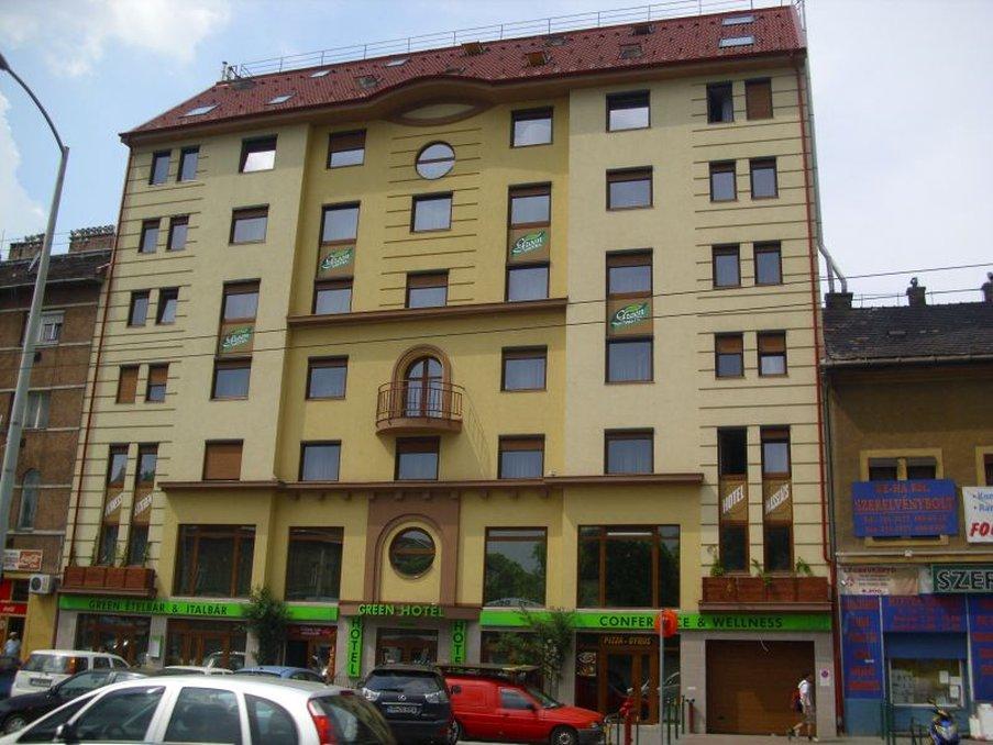 cazare la Green Hotel Budapest