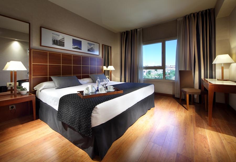 cazare la Hotel Eurostars Gran Madrid