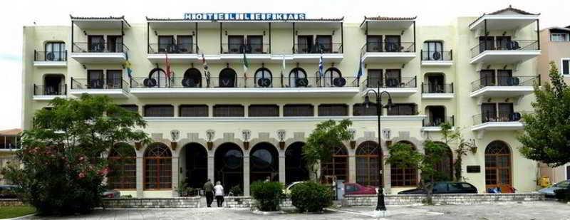 cazare la Lefkas Hotel