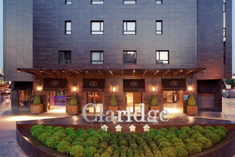 cazare la Claridge Madrid