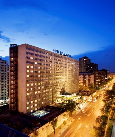 cazare la Melia Castilla Hotel