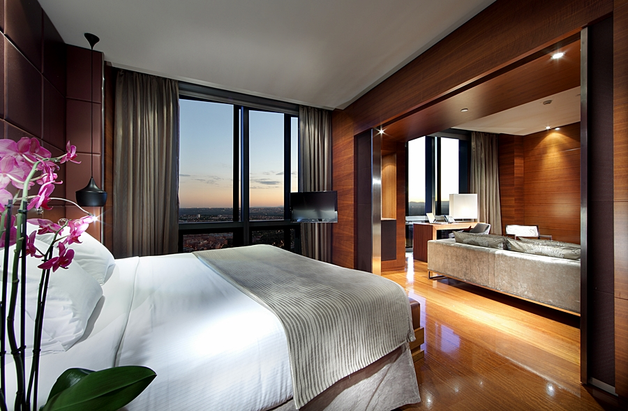 cazare la Eurostars Madrid Tower