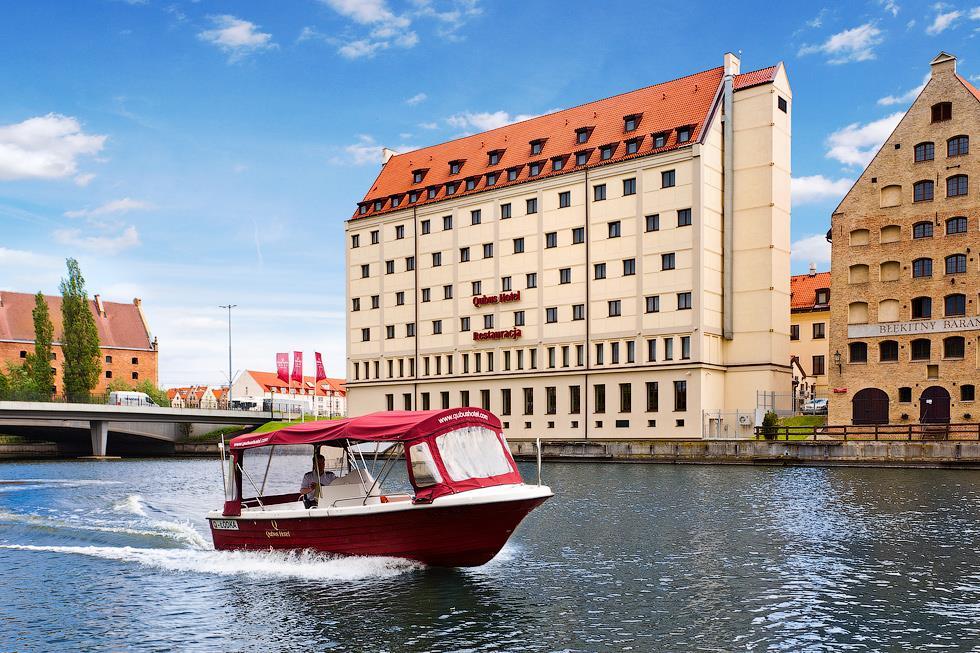 cazare la Qubus Hotel Gdansk