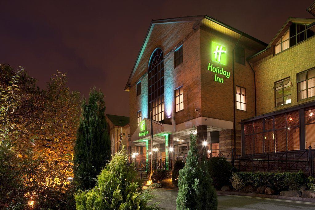 cazare la Holiday Inn Rotherham -sheffield