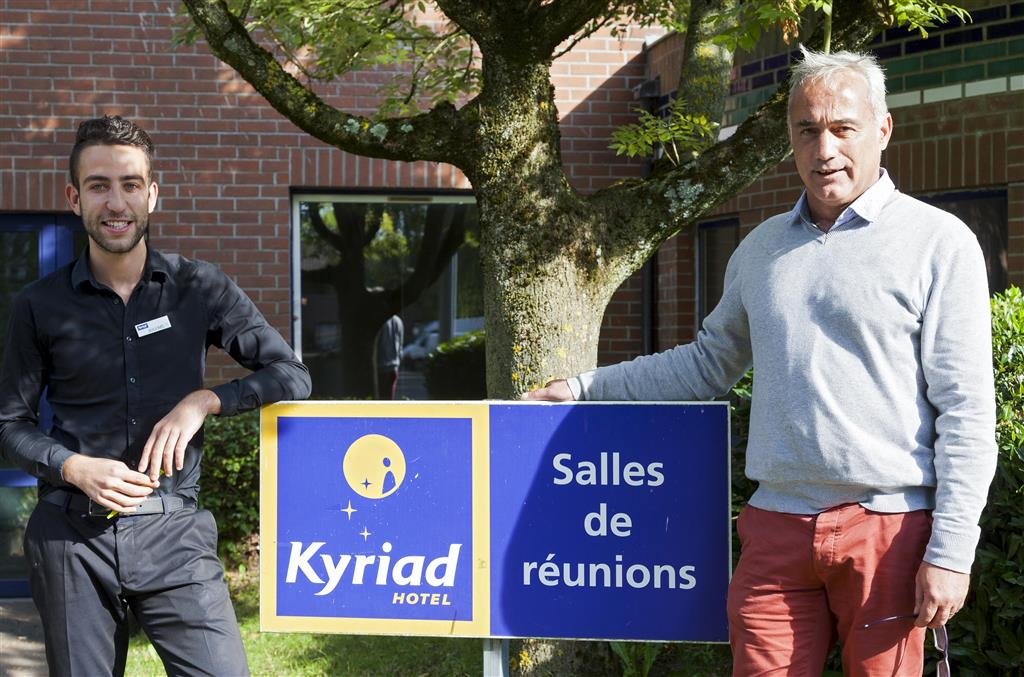 cazare la Kyriad Lille Est - Villeneuve Dascq
