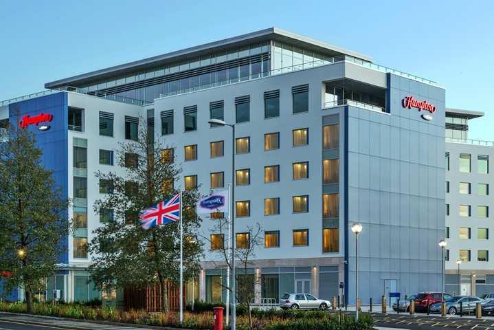 cazare la Hampton By Hilton London Luton Airport