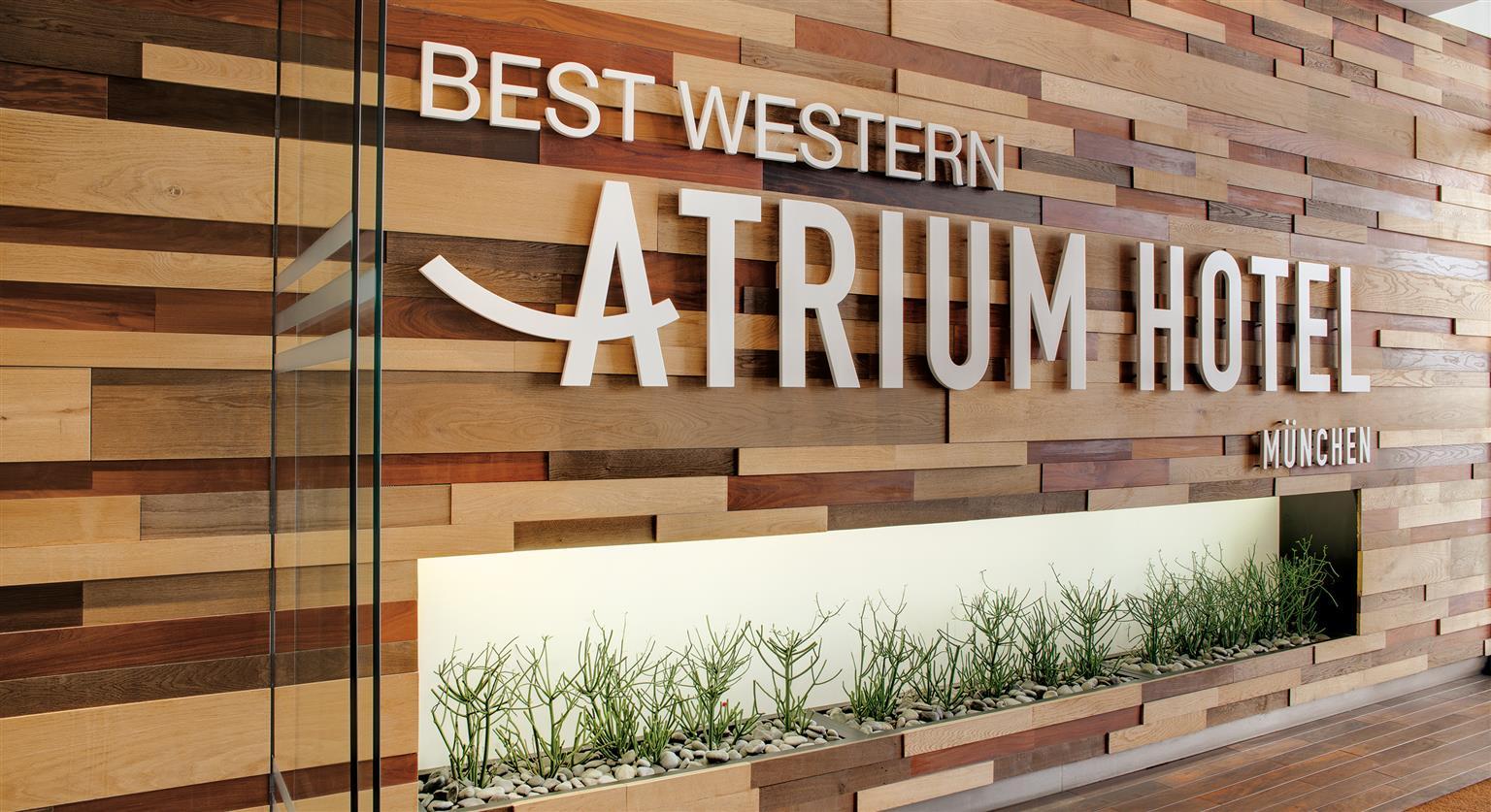 cazare la Best Western Atrium Hotel
