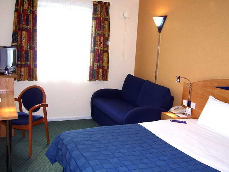 cazare la Holiday Inn Express London - Luton Airport