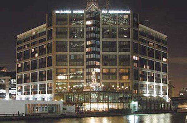 cazare la International Hotel By Britann