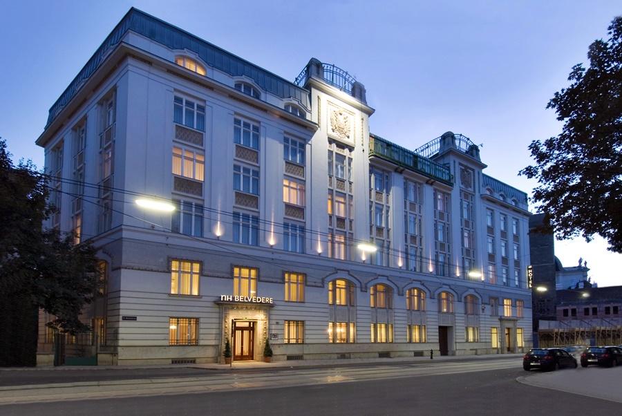 cazare la Hotel Nh Wien Belvedere