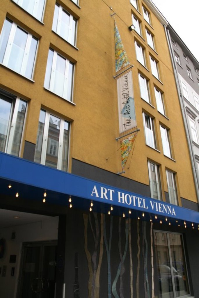 cazare la The Art Hotel Vienna