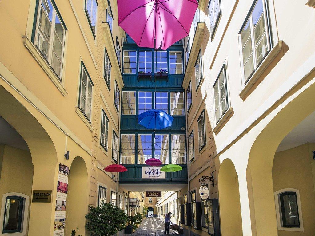 cazare la Mercure Grand Hotel Biedermeier Wien