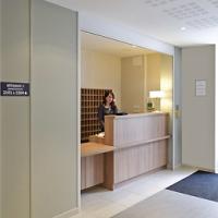 cazare la Aparthotel Adagio Access Nantes Viarme