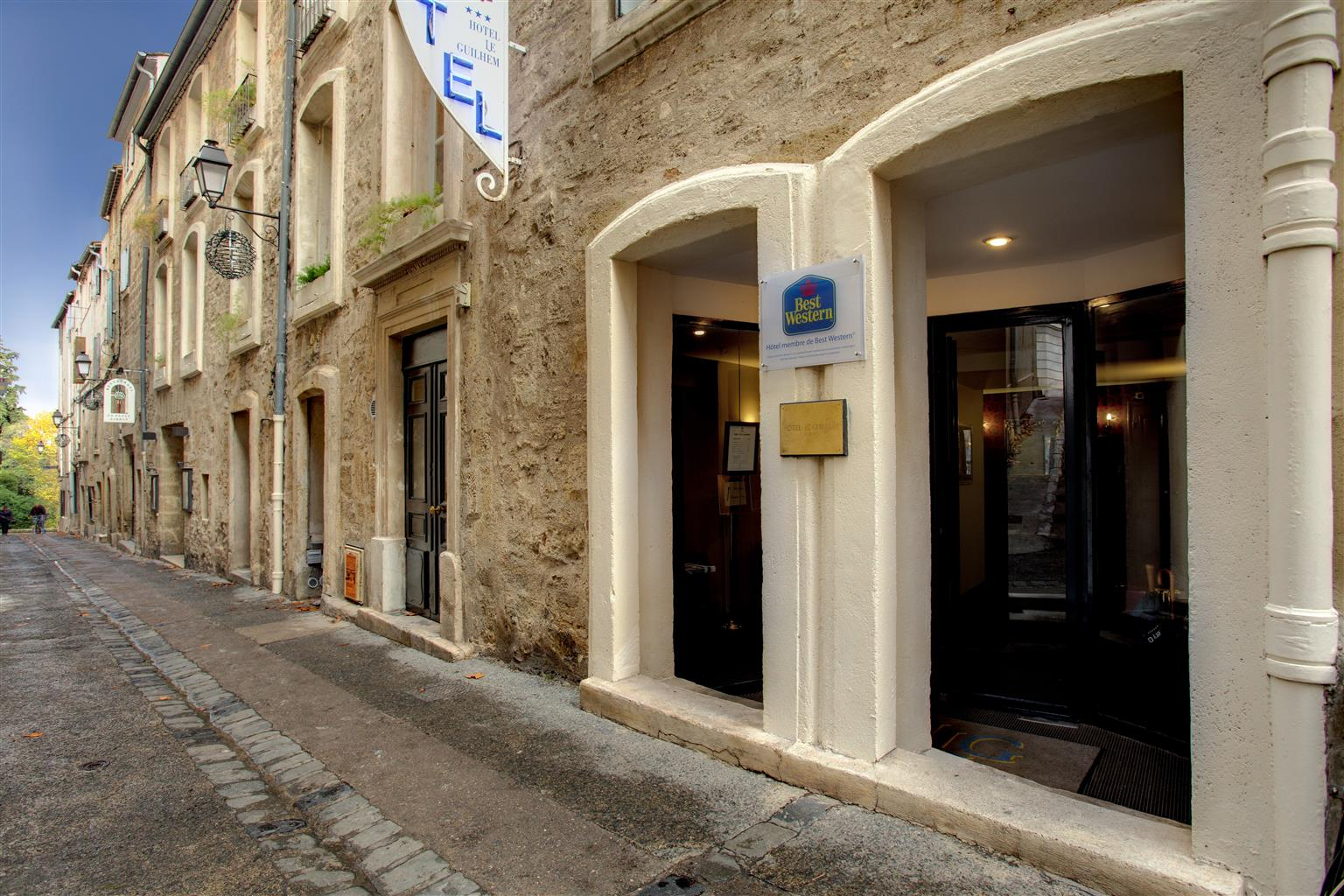 cazare la Best Western Hotel Le Guilhem