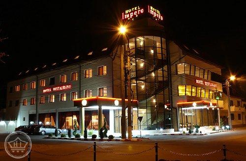 cazare la Hotel Impero