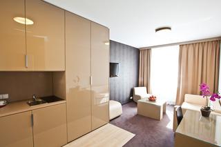 cazare la Platinum Palace Serviced Apartments Poznan