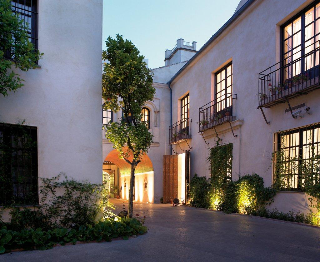 cazare la Hospes Palacio Del Bailio