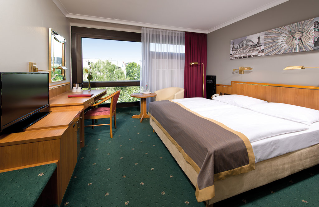 cazare la Leonardo Hotel Berlin City West (ex Bw Queens Cw)