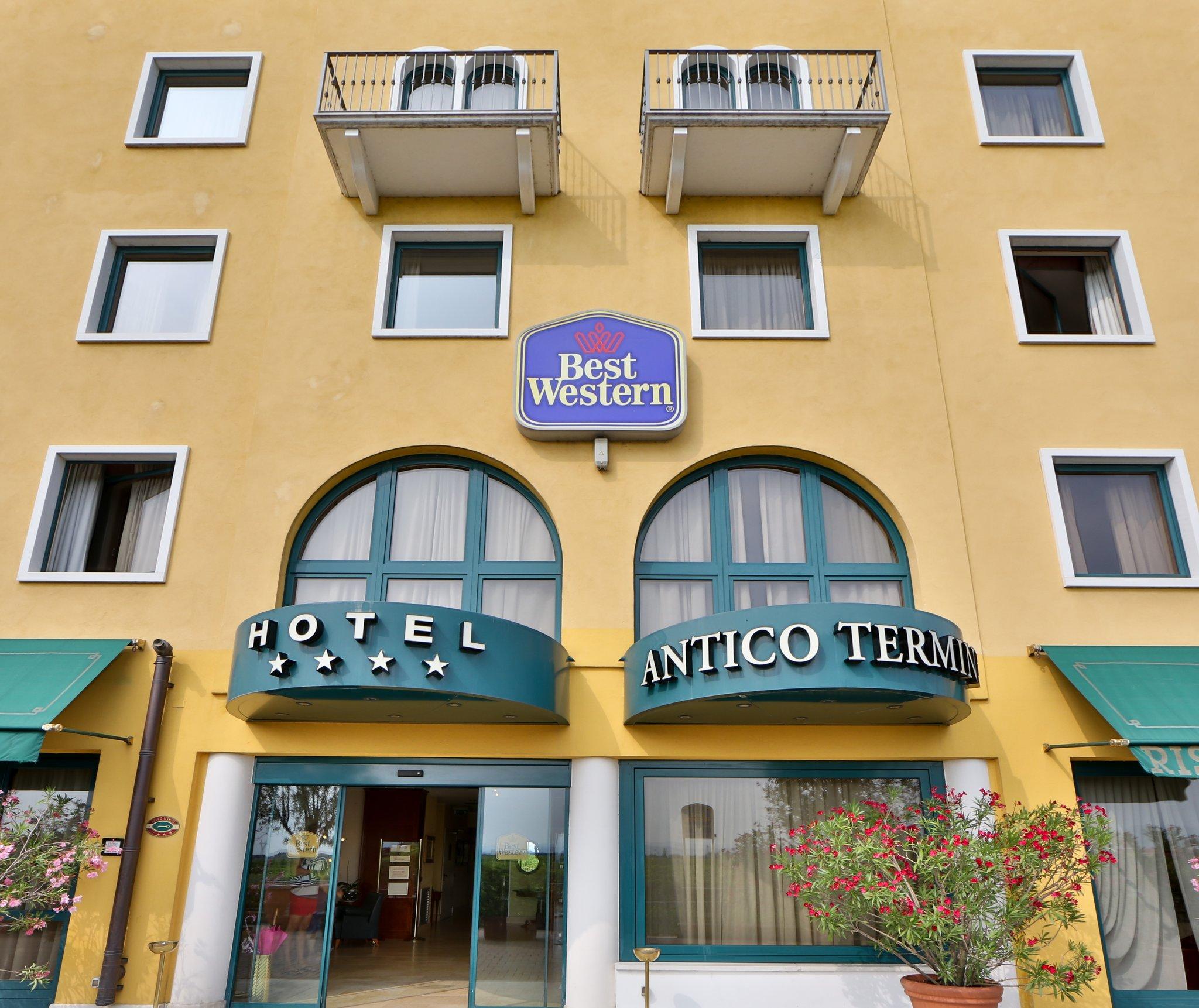 cazare la Best Western Hotel Antico Termine