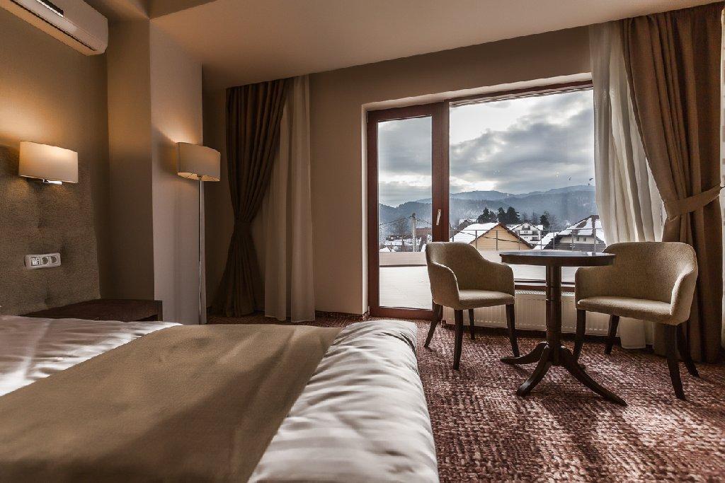cazare la Grand Hotel Belvedere