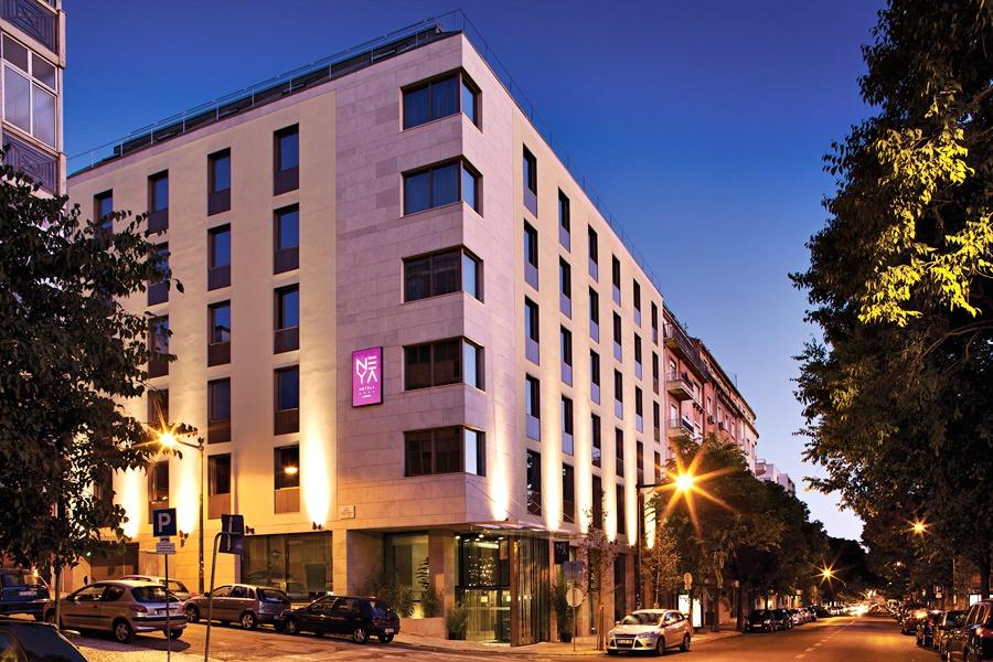 cazare la Neya Lisboa Eco Hotel