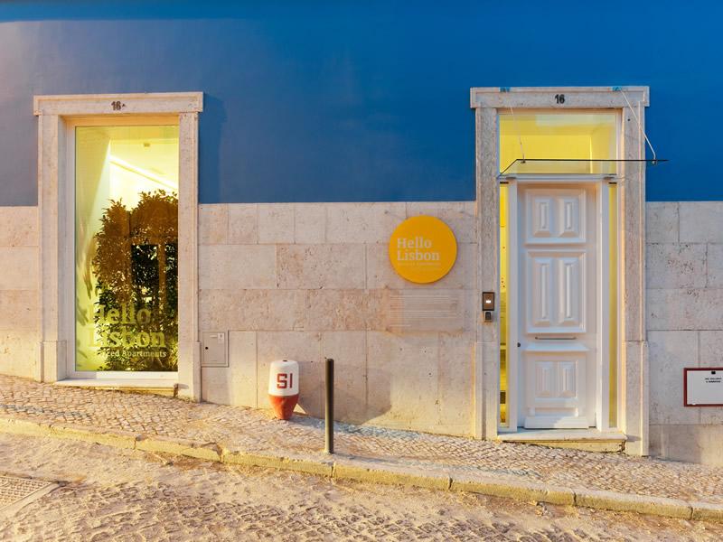 cazare la Hello Lisbon Santa Apolonia Apartments
