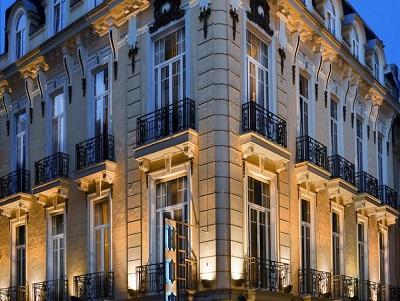 cazare la Luxembourg Thessaloniki Hotel