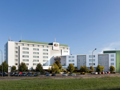 cazare la Courtyard Marriott Toulouse Airport