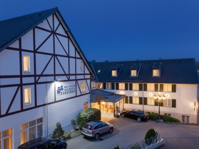 cazare la Best Western Waldhotel Eskeshof