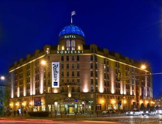 cazare la Radisson Blu Sobieski Hotel Warsaw