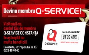 Card service auto