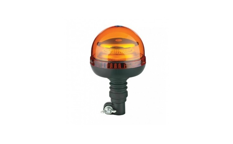 Girofar cu 45 LED flexibil 12-24V, cu