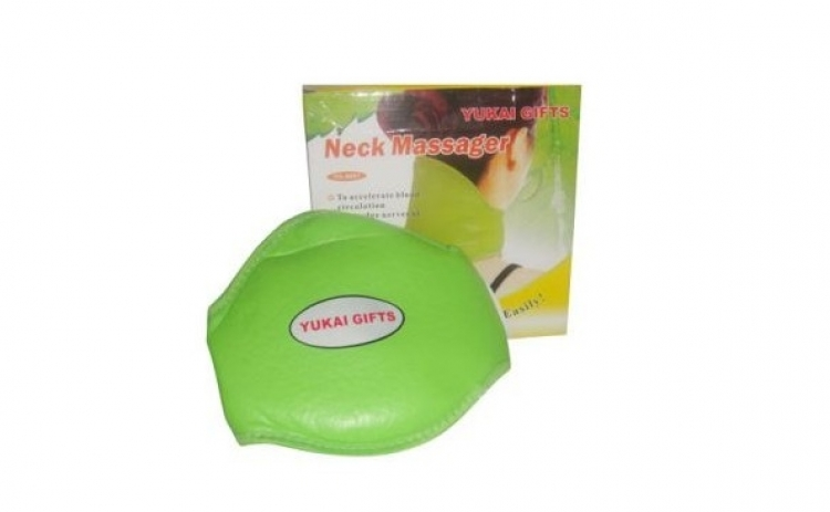 Aparat masaj pentru gat Neck Massager, la doar 30 RON in loc de 65 RON