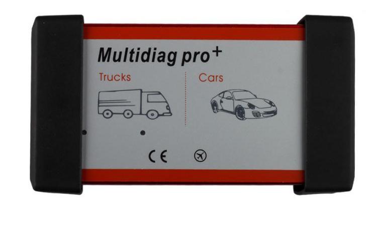 MultiDiag PRO+ Tester Auto Universal