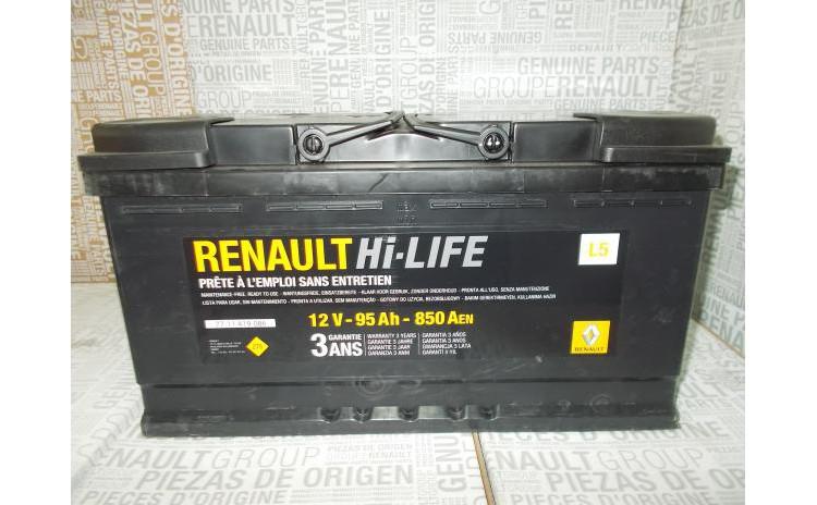 Baterie auto 95 Ah 850 A(EN) 12V