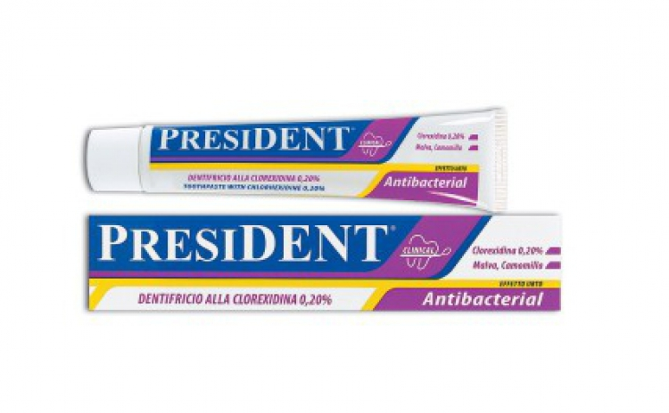 Past a de dinti President