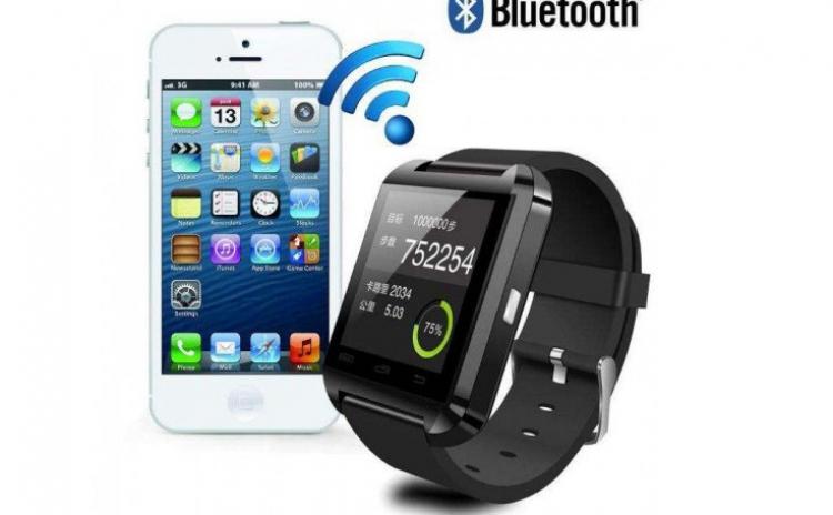 Ceas Bluetooth SmartWatch compatibil Android si iOs la doar 119 RON in loc de 700 RON