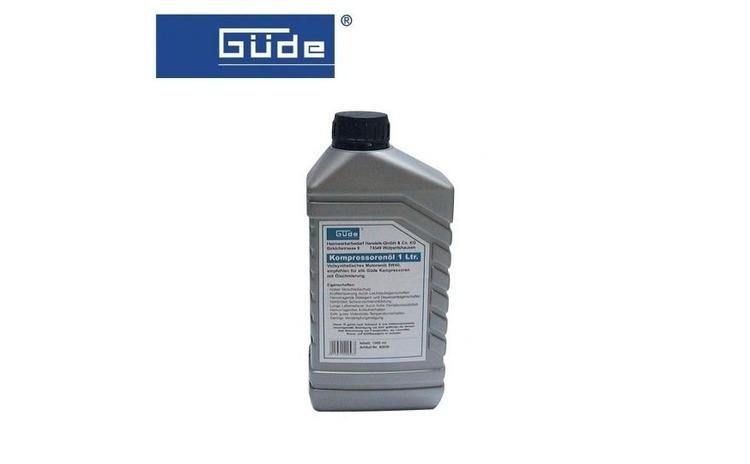 Ulei pentru compresor GUDE 1 L   GUEDE
