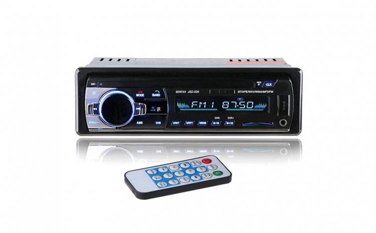 Radio auto FM cu MP3 USB SD si Bluetooth