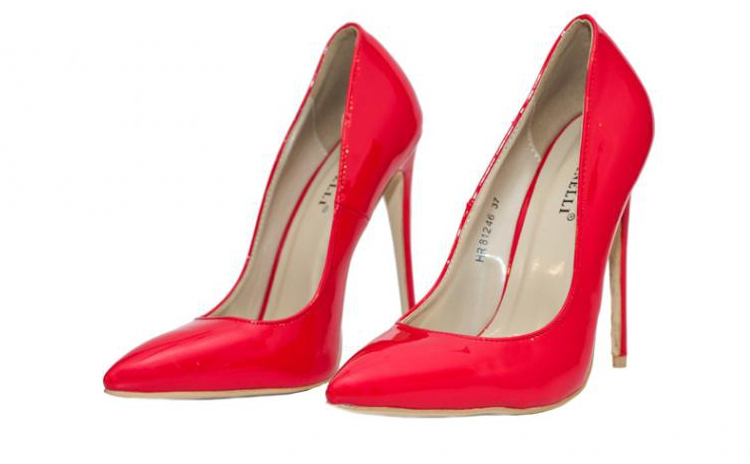 Pantofi Dama Cu Toc Inalt Moyra, La Doar 139 Ron In Loc De 278 Ron