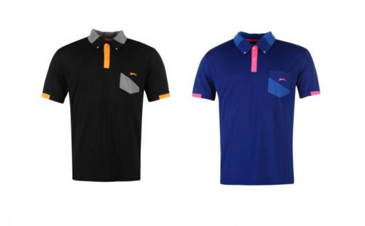 Tricou Slazenger Polo Golf Colectie 2016 La Doar 99 Ron In Loc De 199 Ron