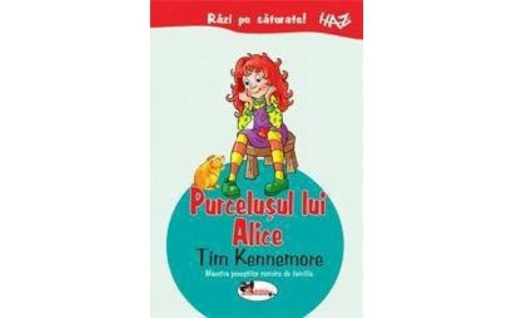 Purcelusul lui Alice, autor Tim Kennemore