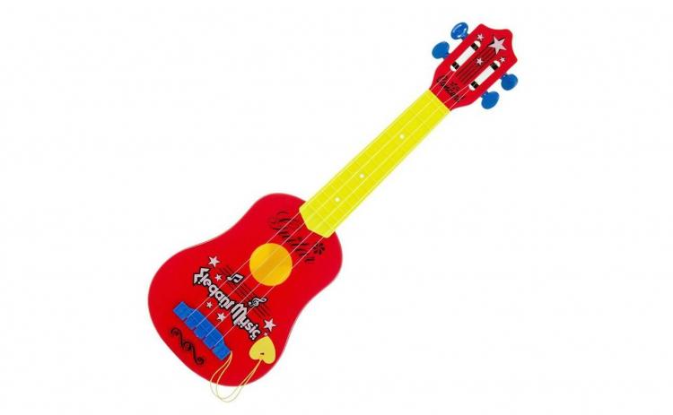 Chitara pentru copii cu corzi