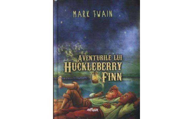 Aventurile lui Huckleberry Finn , autor