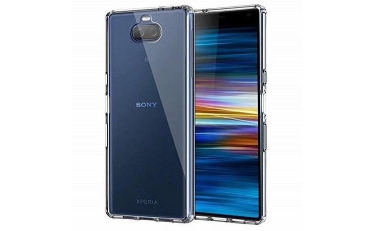 Husa Sony Xperia 10 - Iberry TPU